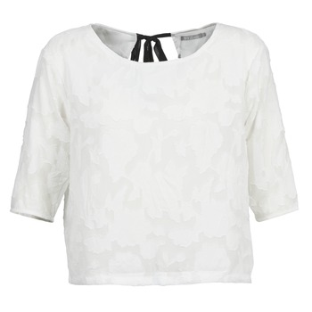 Abbigliamento Donna Top / Blusa Betty London DEARTBEAT Bianco
