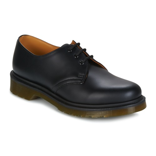 dr martens 1461 pw nero consegna gratuita con scarpe derby 120 00. Black Bedroom Furniture Sets. Home Design Ideas