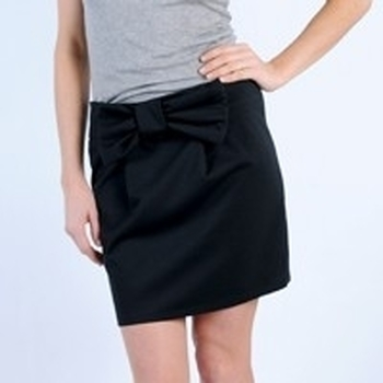 Abbigliamento Donna Gonne Tcqb JUPE SALLY NOIRE Nero