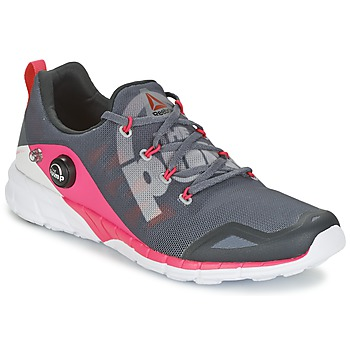 Scarpe Donna Running / Trail Reebok Sport REEBOK ZPUMP FUSION Grigio / Rosa