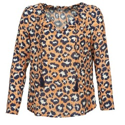 Abbigliamento Donna Top / Blusa Betty London DIDO Arancio