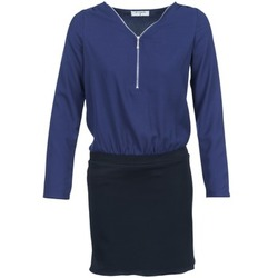 Abbigliamento Donna Abiti corti Betty London DEYLA Nero / MARINE