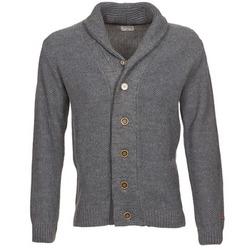 Abbigliamento Uomo Gilet / Cardigan Casual Attitude DARYL Grigio