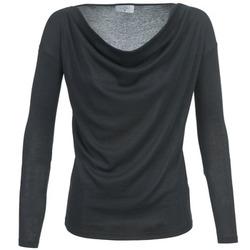 Abbigliamento Donna T-shirts a maniche lunghe Casual Attitude DELINDA Nero