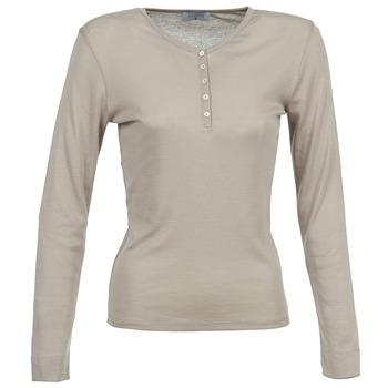 Abbigliamento Donna T-shirts a maniche lunghe Casual Attitude DORINE Taupe