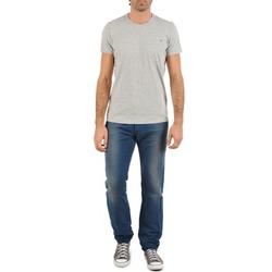Abbigliamento Uomo Jeans dritti Diesel BELTHER TROUSERS Blu