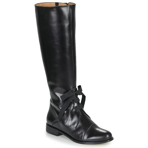 Fericelli MAURA Nero  Scarpe Stivali Donna 210