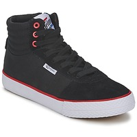 Scarpe Sneakers alte Feiyue A.S HIGH SKATE Nero