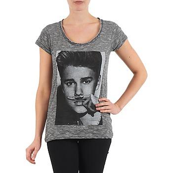 Abbigliamento Donna T-shirt maniche corte Eleven Paris BIEBER W WOMEN Nero