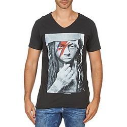 Abbigliamento Uomo T-shirt maniche corte Eleven Paris KAWAY M MEN Nero