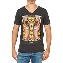 Abbigliamento Uomo T-shirt maniche corte Eleven Paris N35 M MEN Nero