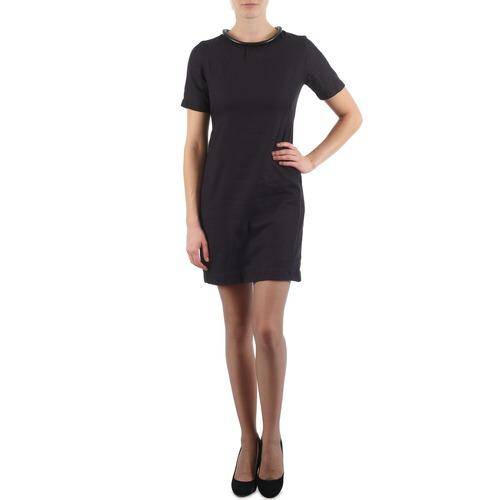 Abbigliamento Donna Abiti corti Eleven Paris TOWN WOMEN Nero