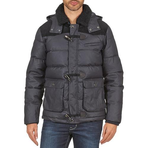 Abbigliamento Uomo Piumini Eleven Paris VOOLF MEN Blu / Grigio