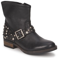 Stivaletti Pieces ISADORA LEATHER BOOT