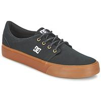 Scarpe Uomo Sneakers basse DC Shoes TRASE TX Nero / DORE