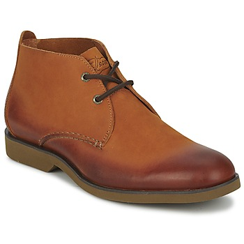 Scarpe Uomo Stivaletti Sperry Top-Sider BOAT OXFORD CHUKKA BOOT Marrone