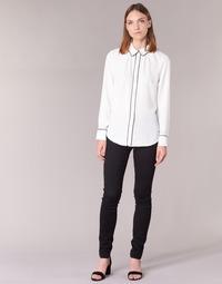 Abbigliamento Donna Jeans slim Only SOFT Nero
