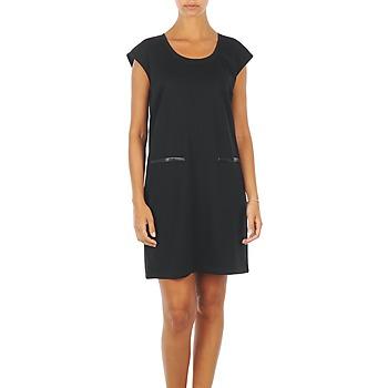 Abbigliamento Donna Abiti corti Vero Moda CELINA S/L SHORT DRESS Nero