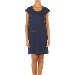 Abbigliamento Donna Abiti corti Vero Moda CELINA S/L SHORT DRESS Marine
