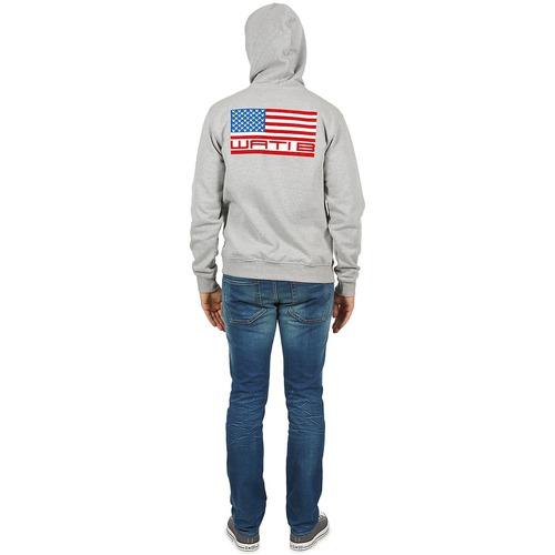 Felpe Uomo Wati Abbigliamento B Consegna Gratuita 4000 Grigio Swusa J3FTKl1c