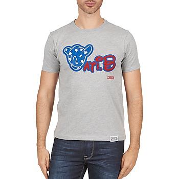 Abbigliamento Uomo T-shirt maniche corte Wati B TSMIKUSA Grigio