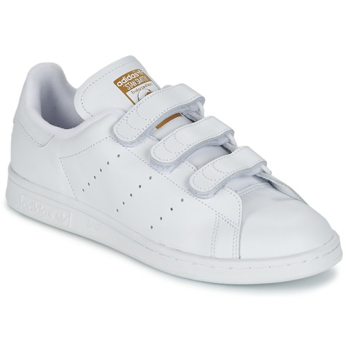 size 40 43cd8 44938 Scarpe Sneakers basse adidas Originals STAN SMITH CF Bianco