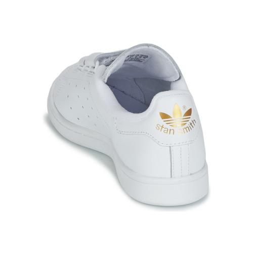 4750 Bianco Basse Scarpe Consegna Smith Stan Adidas Originals Cf Gratuita Sneakers hstQrd