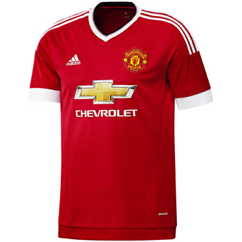T-shirt adidas  Maillot Manchester United Domicile 2015/16