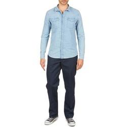 Abbigliamento Uomo Pantaloni 5 tasche Dickies WORK PANT Marine