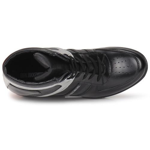 Donna Black Consegna Sneakers Alte Scarpe 2 Gratuita Bikkembergs 12500 Jodie DI2YeWHE9