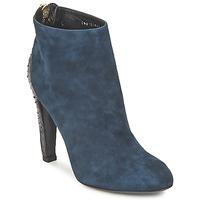Scarpe Donna Tronchetti Bikkembergs HEDY 808 BLUE / BLACK