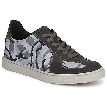 Scarpe Uomo Sneakers basse Ylati NETTUNO Grigio