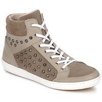 Scarpe Donna Sneakers alte Yurban ALTOUVE Taupe