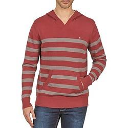 Abbigliamento Uomo Felpe Nixon MCKOY SWEATER MEN'S BORDEAUX