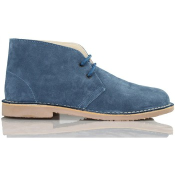 Scarpe Sneakers alte Arantxa AR PISACACAS S AZUL