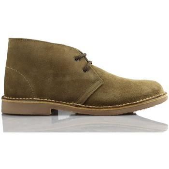 Scarpe Sneakers alte Arantxa AR PISACACAS S BEIGE
