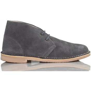 Scarpe Sneakers alte Arantxa AR PISACACAS S GRIS