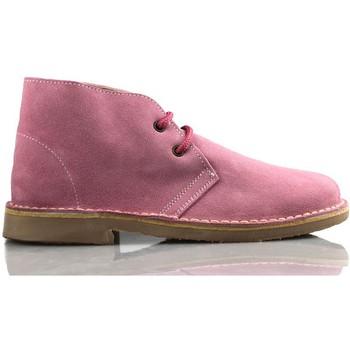 Scarpe Sneakers alte Arantxa AR PISACACAS S ROSA