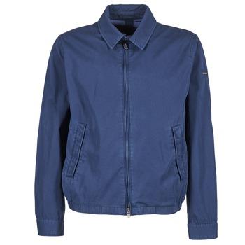 Abbigliamento Uomo Giubbotti Hackett CLASSIC BLOUSON MARINE