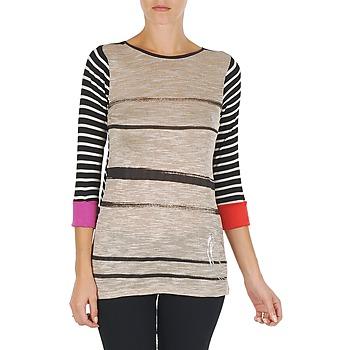 Abbigliamento Donna Tuniche Desigual ESRAR 2 Taupe