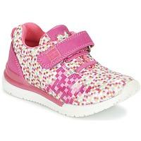 Scarpe Bambina Sneakers basse Agatha Ruiz de la Prada ADENOR Rosa