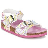 Scarpe Bambina Sandali Agatha Ruiz de la Prada CHELINA Multicolore