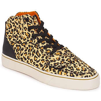 Scarpe Donna Sneakers alte Creative Recreation W CESARIO XVI M Leopard