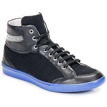 Scarpe Uomo Sneakers alte Swear GENE 3 Black / Blue