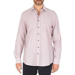 Abbigliamento Uomo Camicie maniche lunghe Hackett MULTI MINI GRID CHECK Multicolore