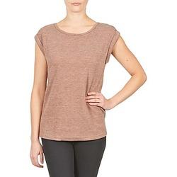 Abbigliamento Donna T-shirt maniche corte Color Block 3203417 Vieux / Rosa / Chiné / Grigio