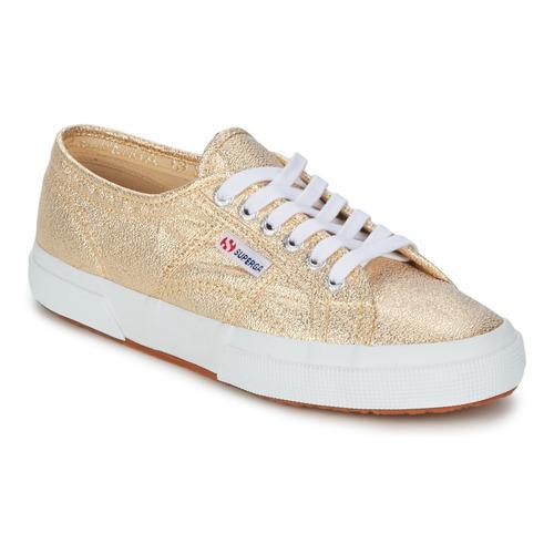 Superga 2751 LAMEW Oro  Scarpe Sneakers basse Donna 68