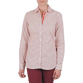 Abbigliamento Donna Camicie Tommy Hilfiger CARYN Arancio