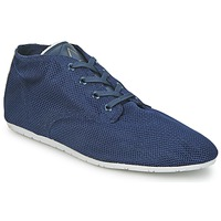 Scarpe Sneakers alte Eleven Paris BASIC MATERIALS MARINE