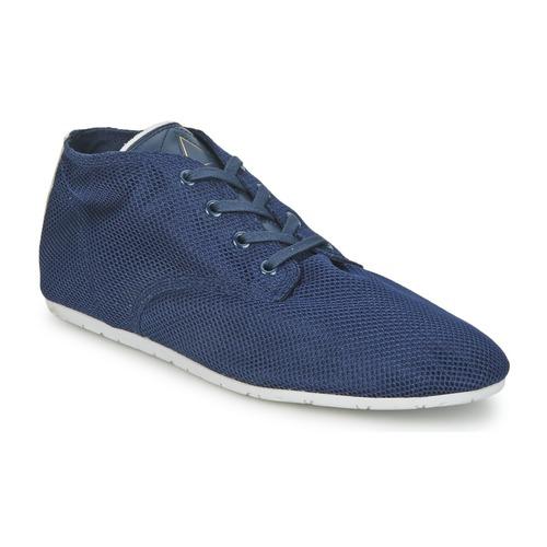 Eleven Paris BASIC MATERIALS Marine  Scarpe Sneakers alte  44,40